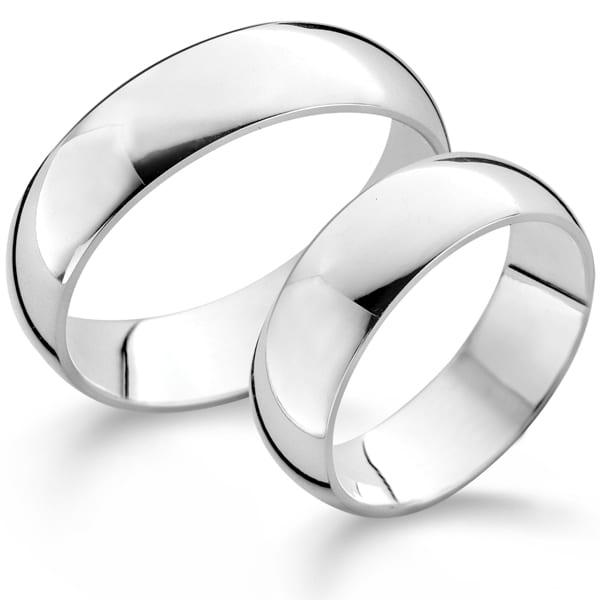 6B.010 - Alliance zilveren vriendschapsringen