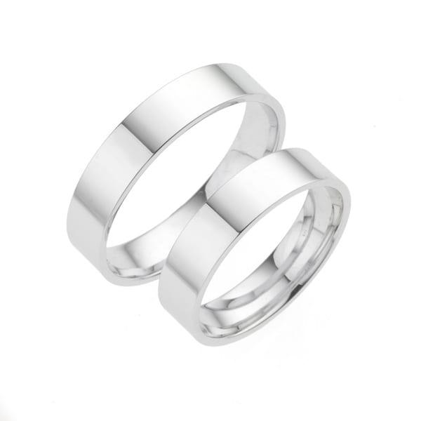 i275 - iChoose witgouden trouwringen
