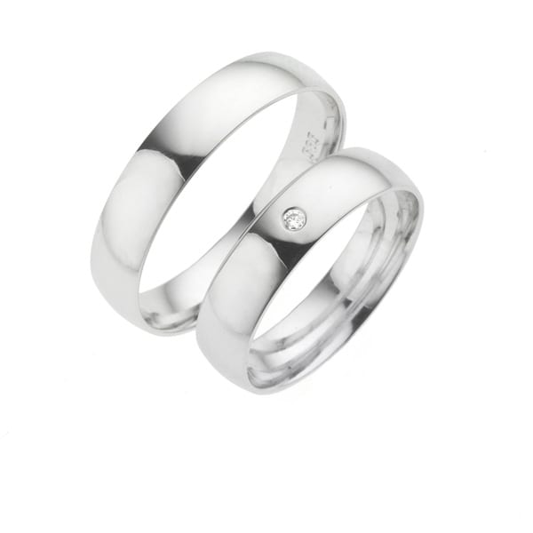 i575 - iChoose witgouden trouwringen