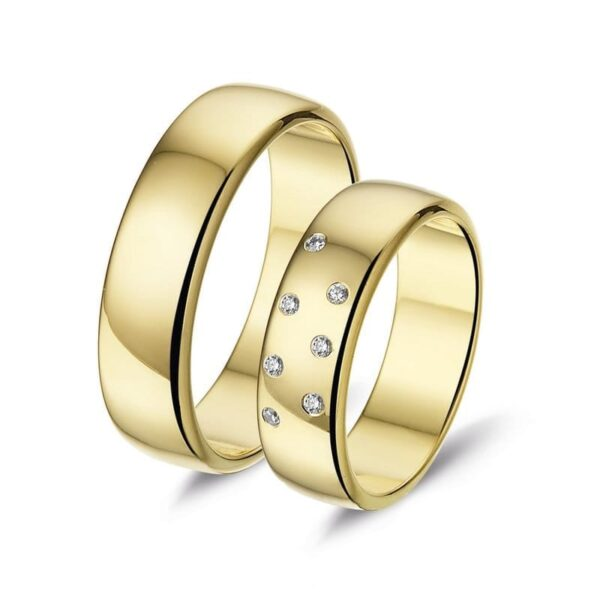 Classic ring L160