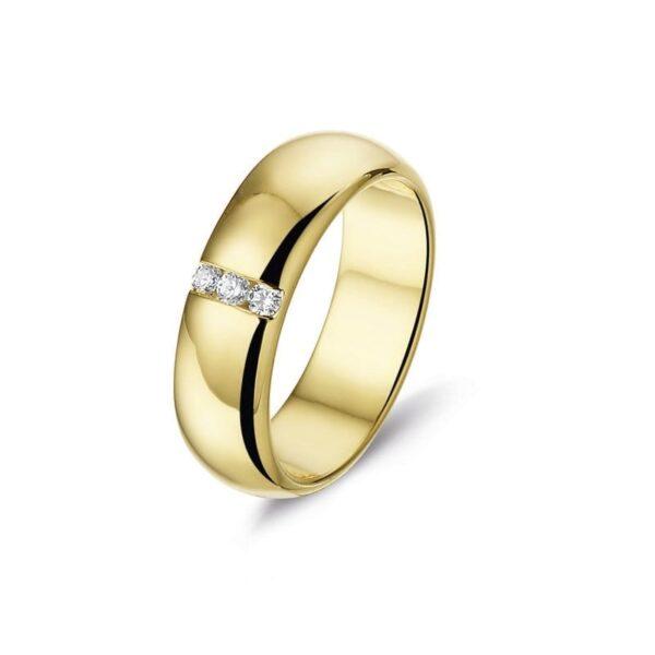 Classic ring L260 vrouw