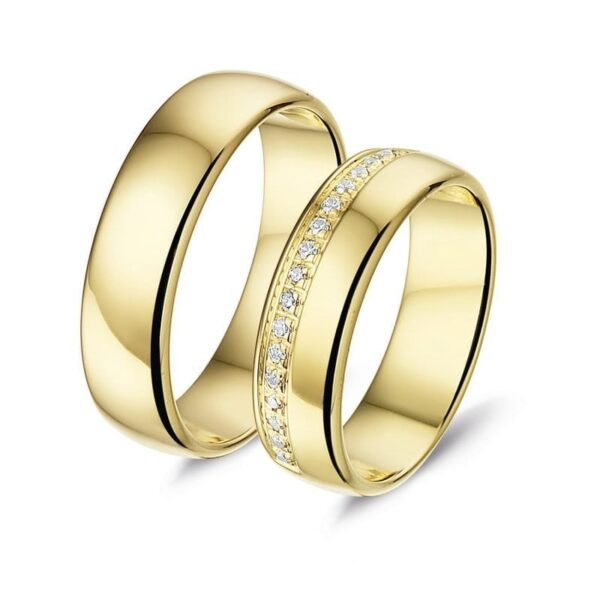 Classic ring L560